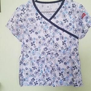 Tops - Dickies scrub top/uniform XS